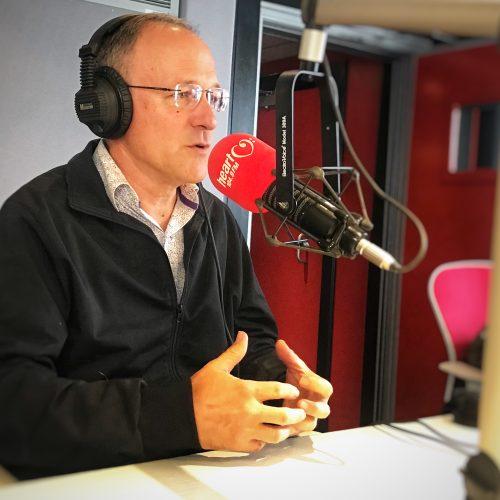 Ian Veary on Heart FM | Carpenters Workshop
